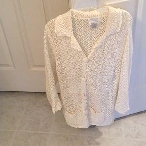 Christopher &Banks Cardigan Sweater